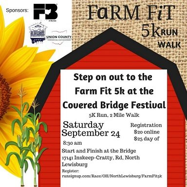 Farm to Fit 5k- Union