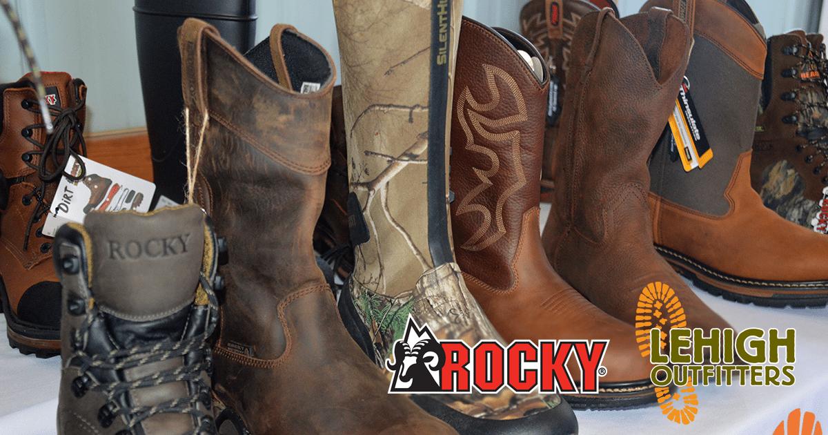 Rocky Brands and Lehigh Outfitters - Ohio Farm Bureau 928e9841d