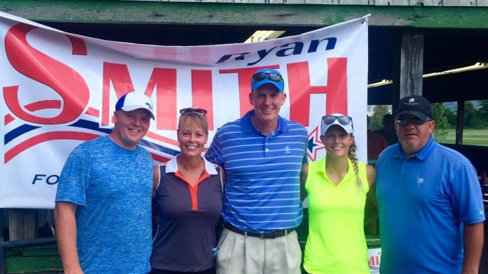 Ryan Smith Golf Outing