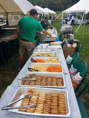 food-table