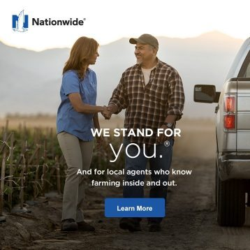 Nationwide Agents Stand for You Ad