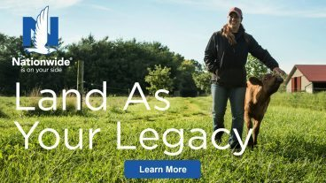 Land as Your Legacy Ad