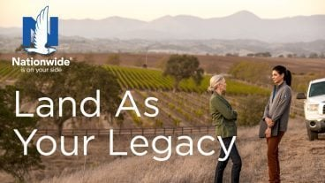 Nationwide Land as Your Legacy Ad