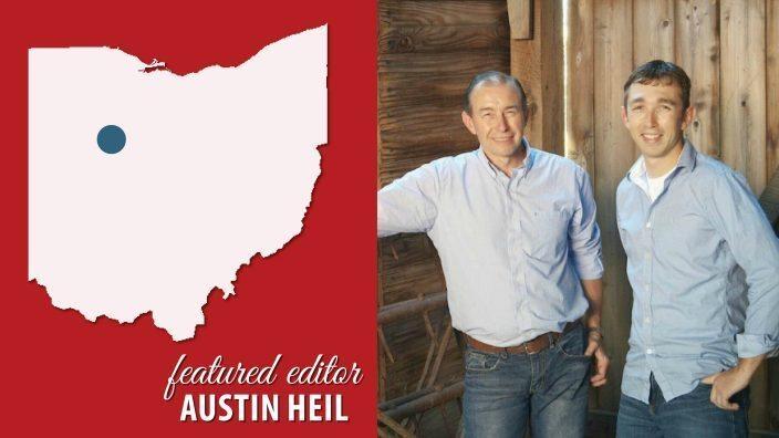 Austin Heil, Hardin County