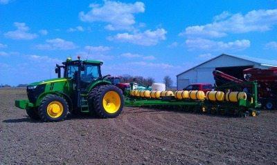 Homestead Precision Farming