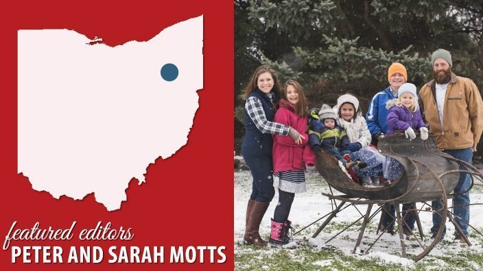 Peter and Sarah Motts, Stark County