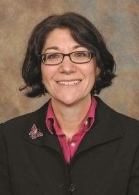 Lisa Andrews, dietician