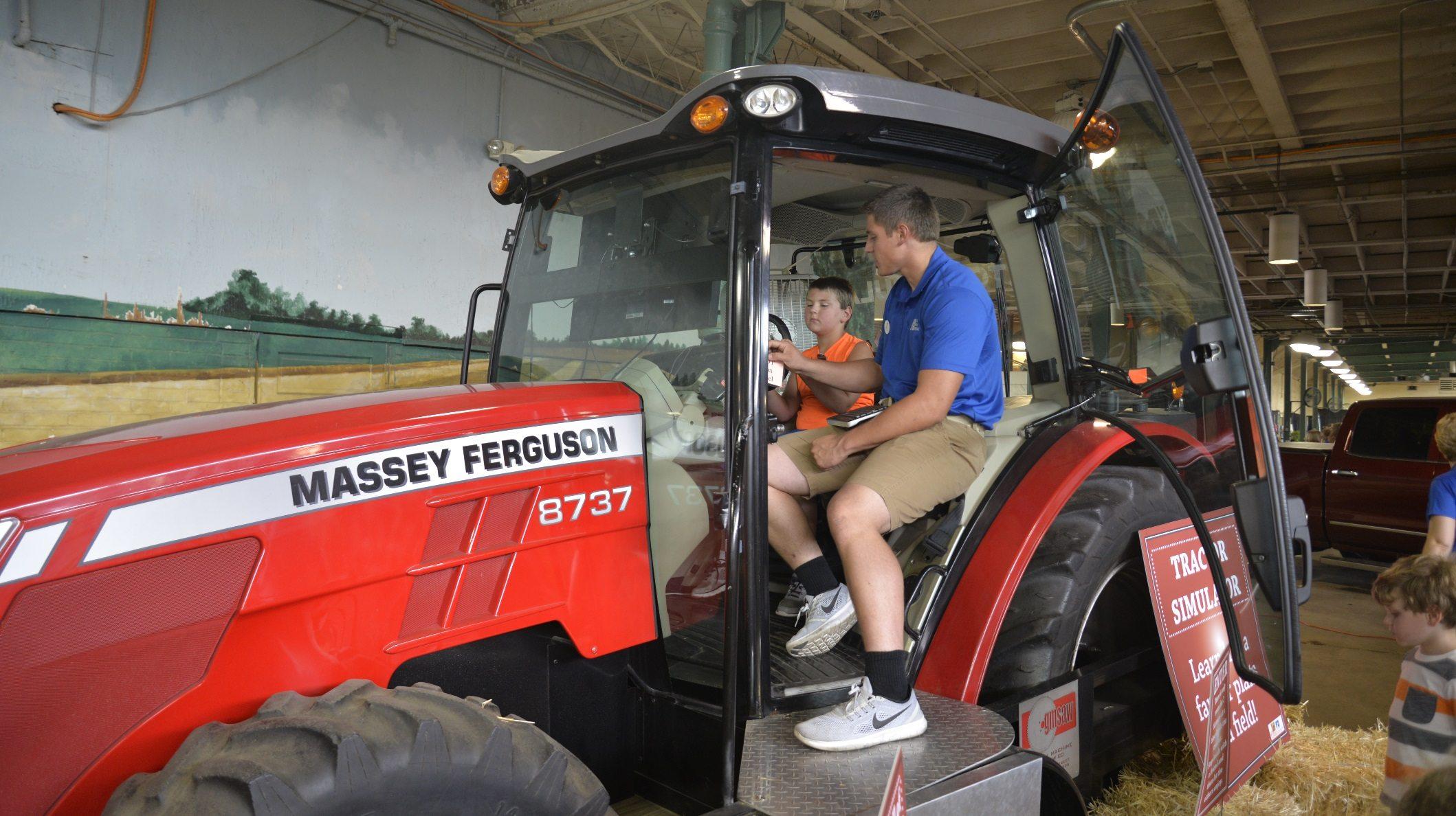 Illinois bureau county ohio - Ohio Farm Bureau Federation State Fair Ambassadors