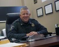 Jackson Township Police Chief Jon Schade