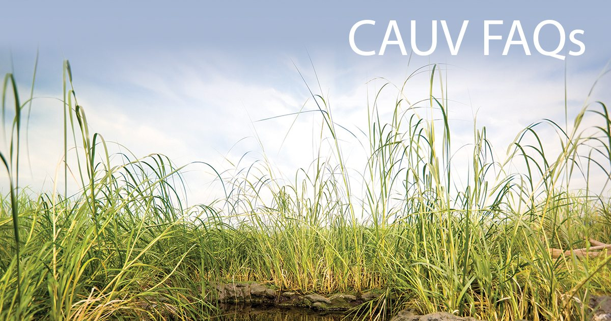CAUV farmland tax rate FAQs - Ohio Farm Bureau