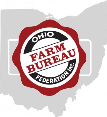 Ohio Farm Bureau earl 1900's logo