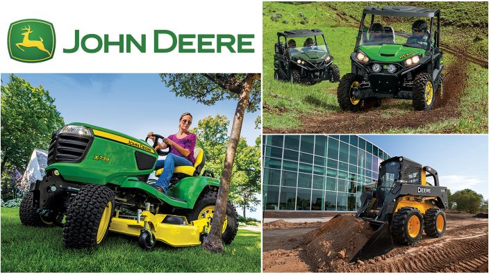 John Deere - a great new member benefit
