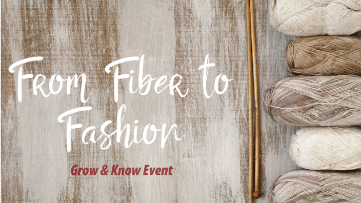 fiber-to-fashion