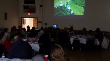 Membership Volunteers watch our new Jefferson County promotional video.