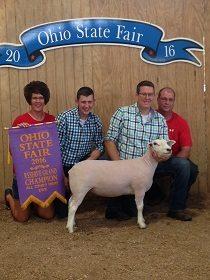 Brady Campbell Ohio State Fair