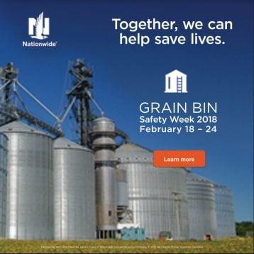 Grain Bin Safety Week 2018
