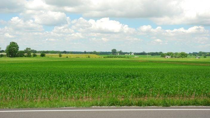 Rural Ohio