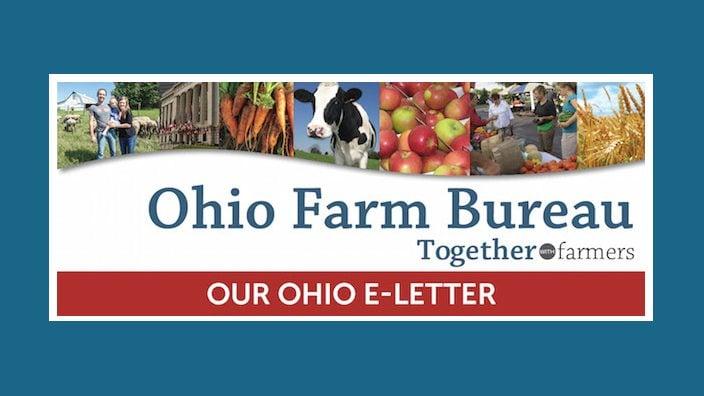 Our Ohio E-Letter Advertisement