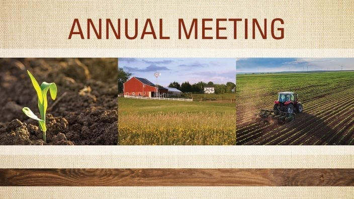 County Annual Meeting
