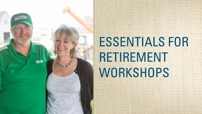Retirement workshop