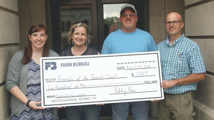 4-H club assists teens in need - Ohio Farm Bureau