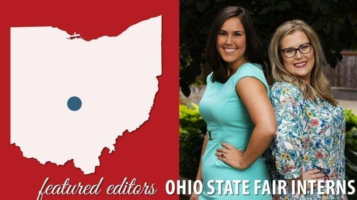 2018 Ohio State Fair interns