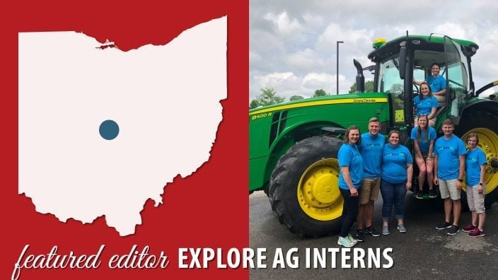 ExploreAg Interns