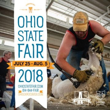2018 Ohio State Fair