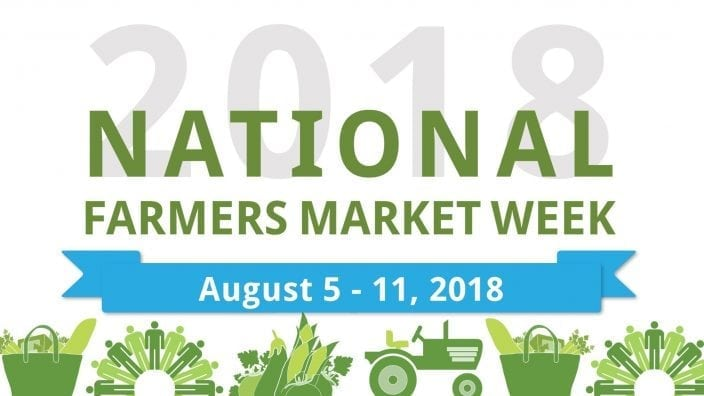 2018 National Farmers Market Week
