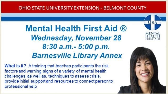 belmont-mental-health-first-aid