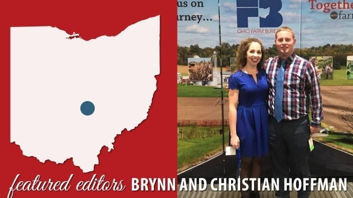 Brynn and Christian Hoffman, Fairfield County