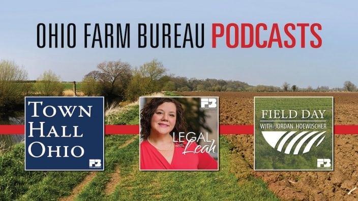 Ohio Farm Bureau podcasts