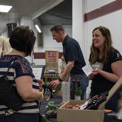 Hundreds of visitors flocked to Vintage Ohio South in southwest Ohio in May, which follows in the footsteps of the original Vintage Ohio wine festival featuring wines largely from northeast Ohio wineries.