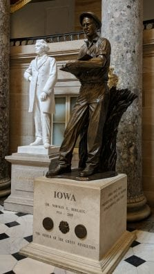 "Norman Borlaug, ""Father of the Green Revolution"""