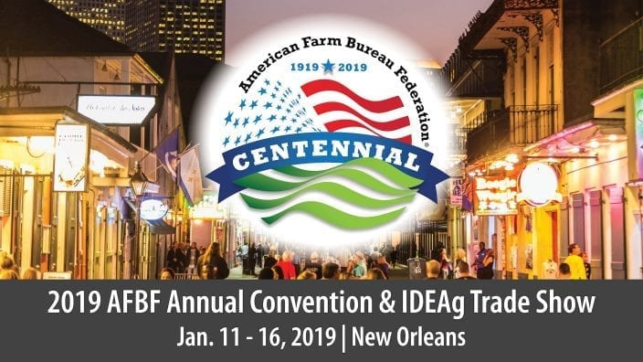 2019 American Farm Bureau Convention