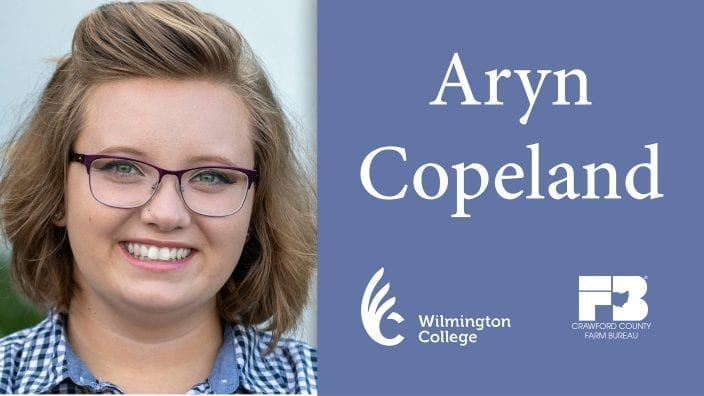 Aryn Copeland, Crawford County