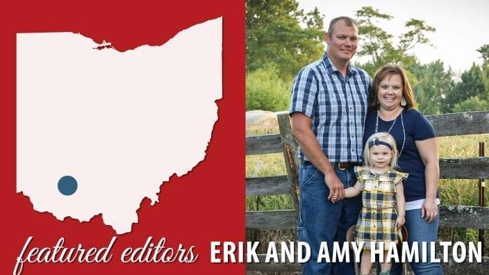 Erik and Amy Hamilton, Highland County