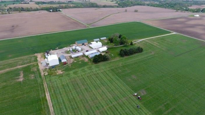 Dave Brandt farm