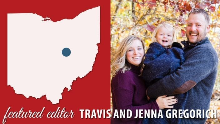Travis and Jenna Gregorich