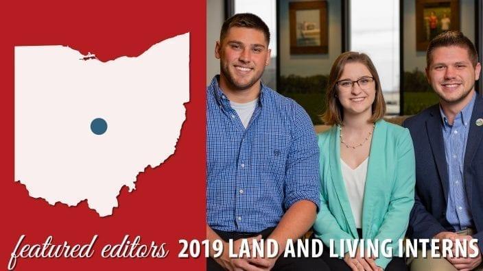 2019 Ohio State Fair Interns