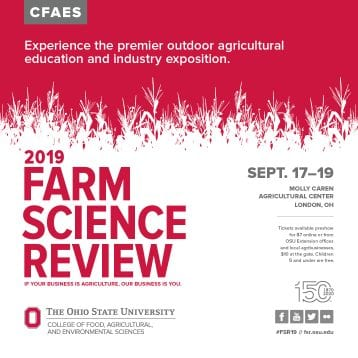 2019 Farm Science Review