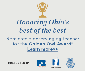 2019-2020 Golden Owl Award