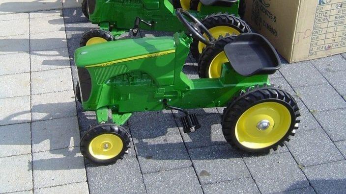 kiddie tractor
