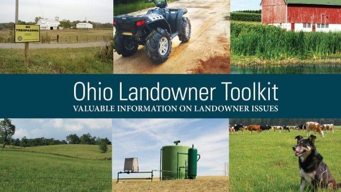 Ohio Landowner Toolkit cover