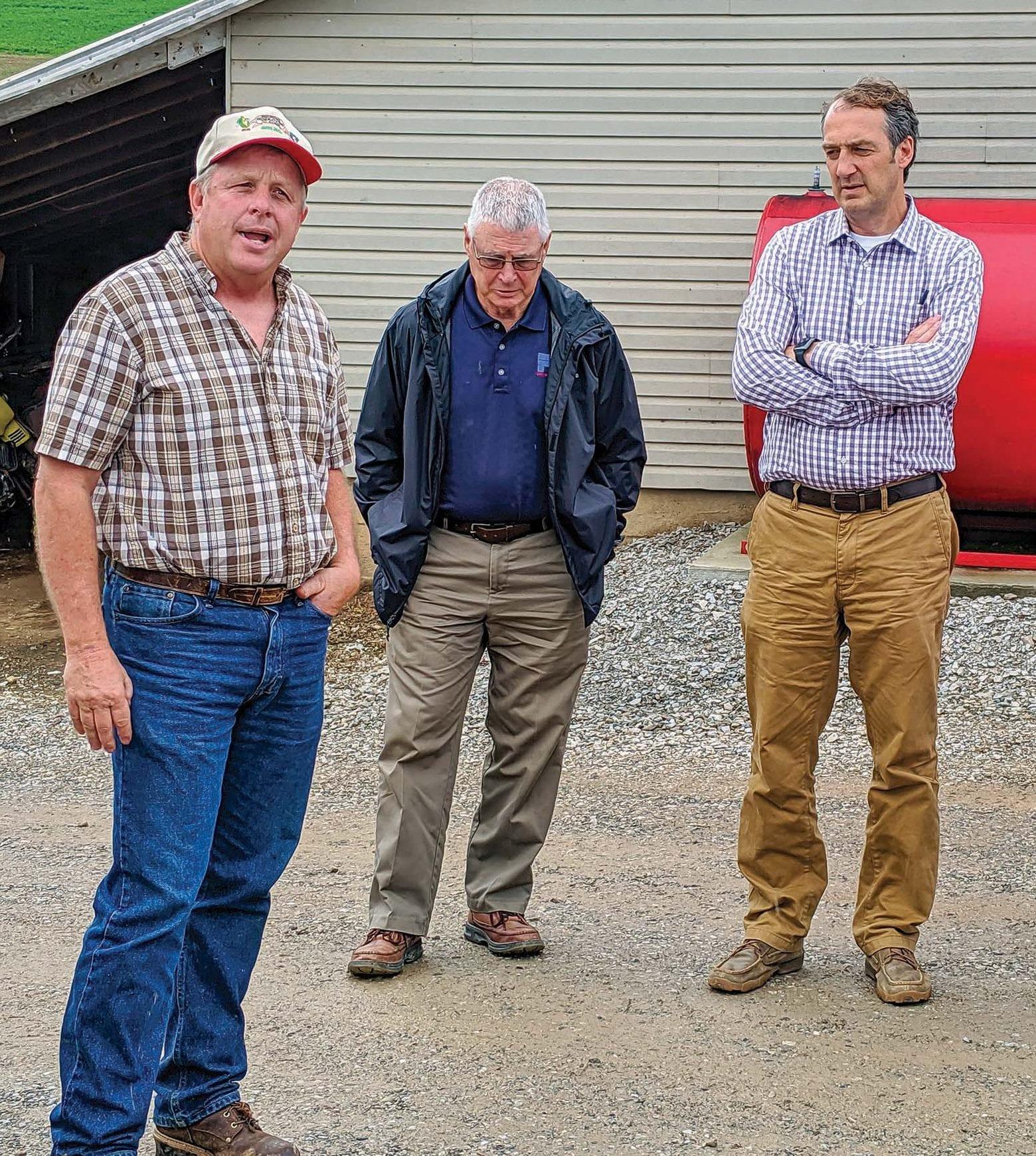 2019 OFBF Board trip to Marietta - Zimmer Farm