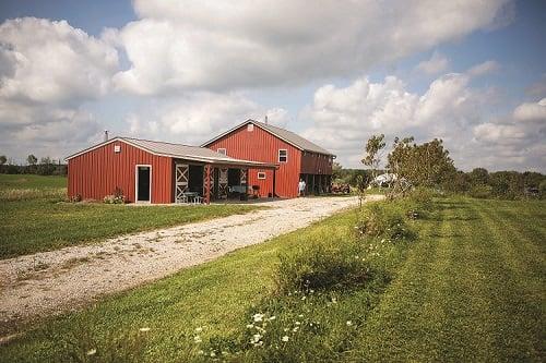 Hearthstone Berry Farm
