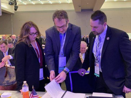 2020 AFBF delegates from Ohio