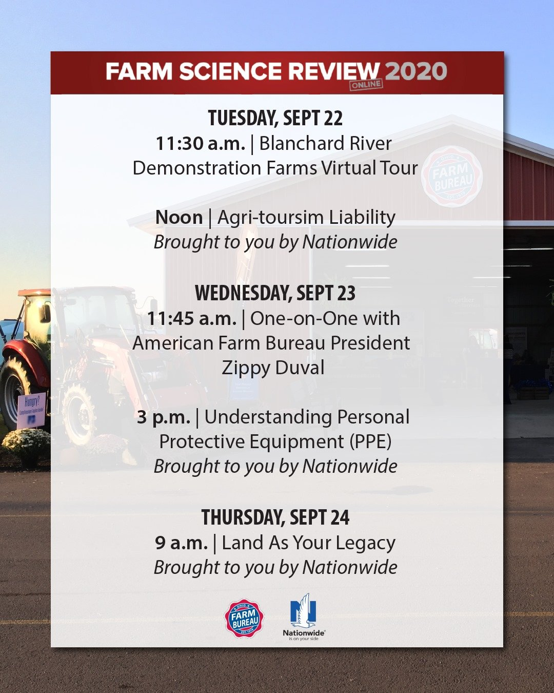 2020 Farm Science Review