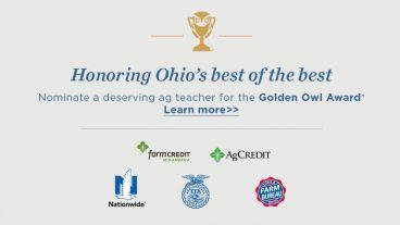 2020 Golden Owl Award