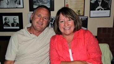 Tim and Karen Corcoran
